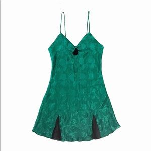 🏷 VINTAGE / green slip